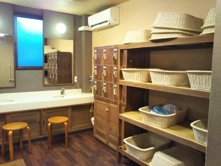植木温泉鷹の家 風呂