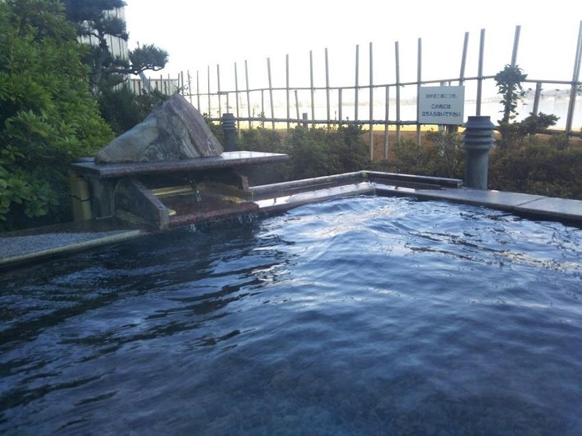 大江戸温泉物語ながやま 大浴場