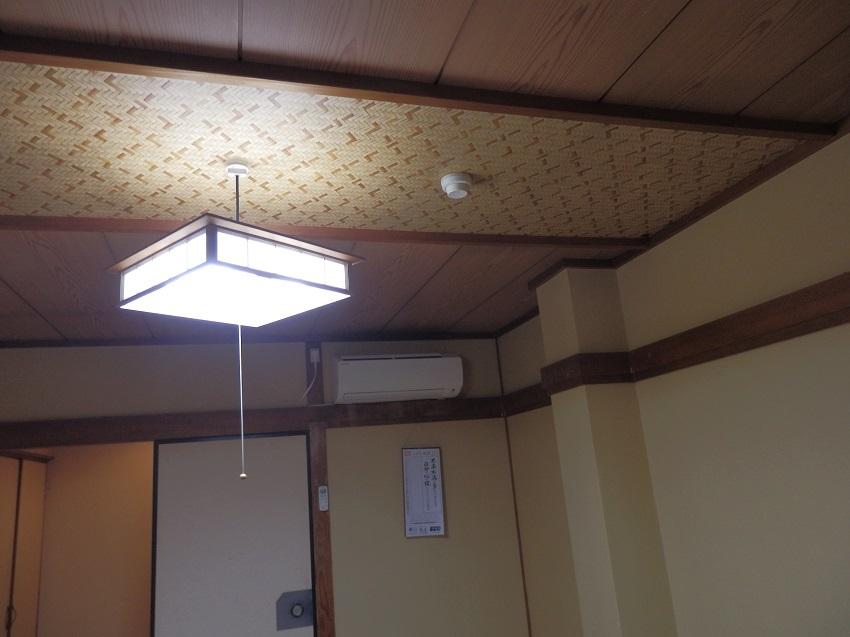 植木温泉鷹の家 部屋