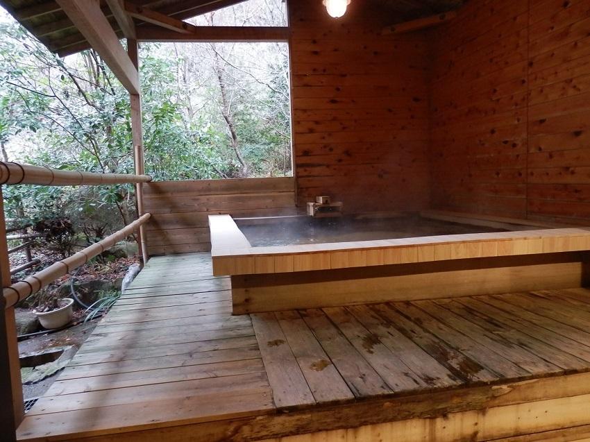 岩寿荘 風呂