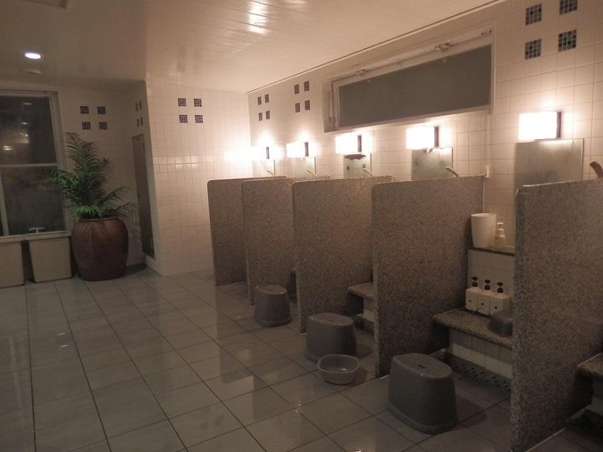 鳥取グリーンモーリスホテル 大浴場