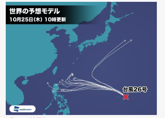 B446台風2018-10-25